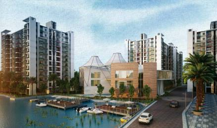 630 sqft, 1 bhk Apartment in Builder Siddha Water Front Barrackpore, Kolkata at Rs. 18.6165 Lacs