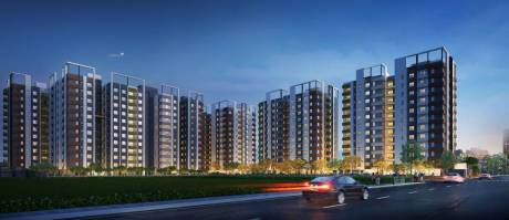 865 sqft, 2 bhk Apartment in Builder SIGNUM WINDFLOWER Barasat, Kolkata at Rs. 25.2667 Lacs