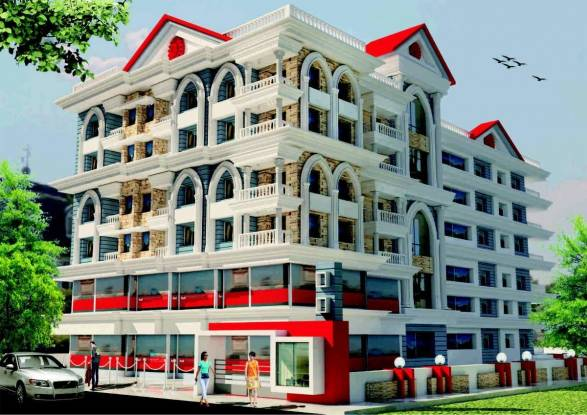 801 sqft, 2 bhk Apartment in Builder TIRATH MATASHREE Hooghly, Kolkata at Rs. 25.6320 Lacs