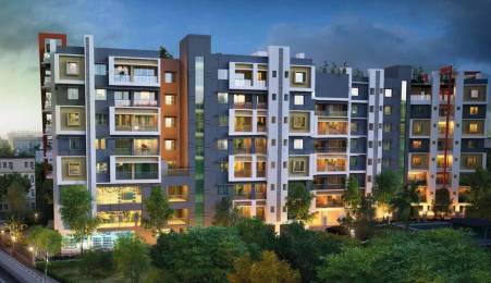 1348 sqft, 3 bhk Apartment in Indicon Neer Apartment Garia, Kolkata at Rs. 63.3560 Lacs