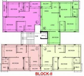 571 sqft, 1 bhk Apartment in Builder VENKETESH HEIGHTS Dum Dum Cantonment Kolkata, Kolkata at Rs. 19.4140 Lacs