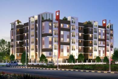 1096 sqft, 3 bhk Apartment in Builder INDRAKSHINEE Baguihati, Kolkata at Rs. 53.7040 Lacs