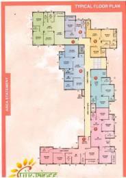 615 sqft, 1 bhk Apartment in Aatreyee Ujjwainee Baguihati, Kolkata at Rs. 22.7550 Lacs