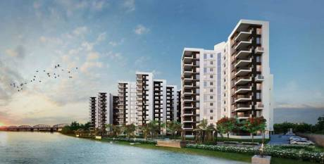 1028 sqft, 2 bhk Apartment in Unimark Unimark Riviera Uttarpara Kotrung, Kolkata at Rs. 58.3904 Lacs
