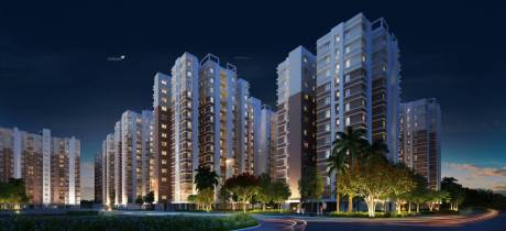 1130 sqft, 3 bhk Apartment in Builder dtc southern heights Joka, Kolkata at Rs. 36.7815 Lacs