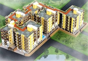 587 sqft, 1 bhk Apartment in Builder MADHU MALANCHA Airport, Kolkata at Rs. 21.1320 Lacs