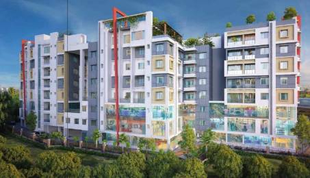 1348 sqft, 3 bhk Apartment in Builder Indicon Neer Garia, Kolkata at Rs. 66.0520 Lacs