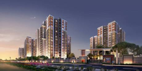 918 sqft, 2 bhk Apartment in Builder Southwinds E M Bypass, Kolkata at Rs. 30.4317 Lacs