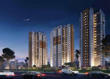 919 sqft, 2 bhk Apartment in Ambuja Uddipa Dum Dum, Kolkata at Rs. 52.5178 Lacs