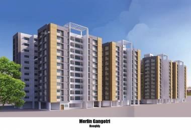1028 sqft, 3 bhk Apartment in Merlin Gangotri Konnagar, Kolkata at Rs. 32.0633 Lacs
