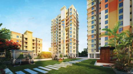 1411 sqft, 3 bhk Apartment in Shrachi Greenwood Nest New Town, Kolkata at Rs. 69.8445 Lacs