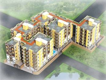 1005 sqft, 3 bhk Apartment in Builder MADHU MALANCHA Airport, Kolkata at Rs. 35.6775 Lacs
