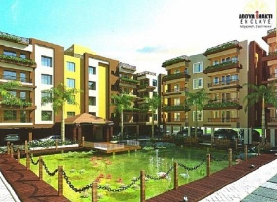 1266 sqft, 2 bhk Apartment in Northland Addya Shakti Enclave Dakshineswar, Kolkata at Rs. 44.9430 Lacs