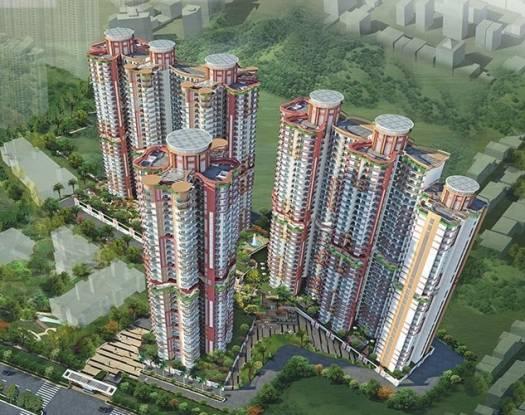 950 sqft, 2 bhk Apartment in Rishabh Hindon Green Valley Kinauni Village, Ghaziabad at Rs. 41.0000 Lacs