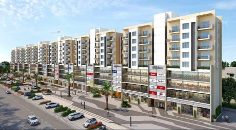 2167 sqft, 3 bhk Apartment in Sakariya and Radheshyam Developers Svayam Sapphire Anand Sojitra Road, Anand at Rs. 49.8400 Lacs