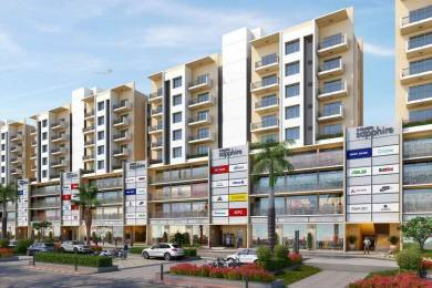 2167 sqft, 3 bhk Apartment in Sakariya and Radheshyam Developers Svayam Sapphire Anand Sojitra Road, Anand at Rs. 49.8410 Lacs
