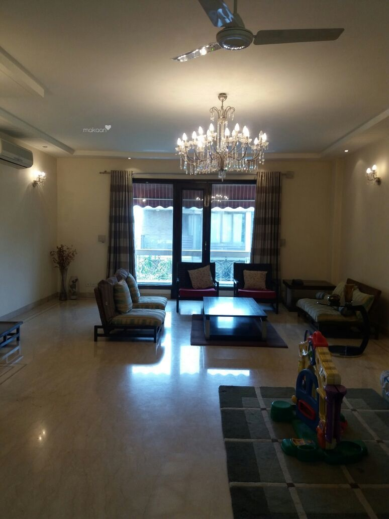 4500 sq ft 4BHK 4BHK+5T (4,500 sq ft) + Study Room Property By Goswami Realtors In Project, Sarvodaya Enclave