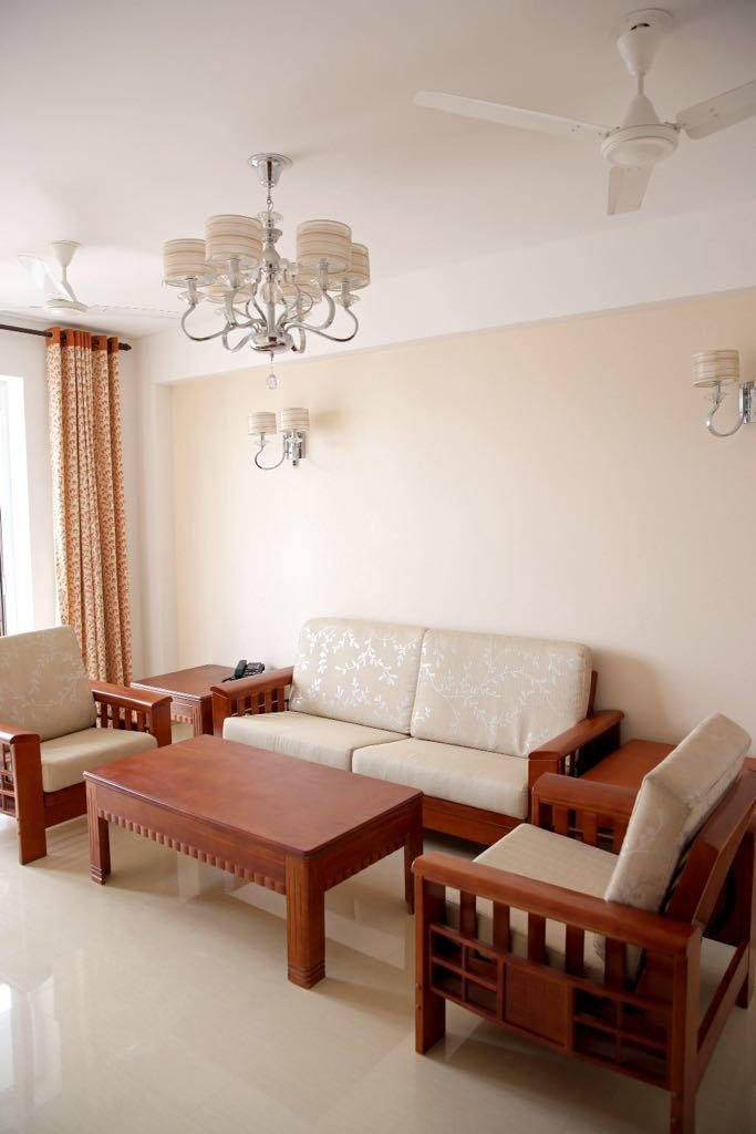 2070 sq ft 3BHK 3BHK+3T (2,070 sq ft) + Study Room Property By Goswami Realtors In Project, Green Park