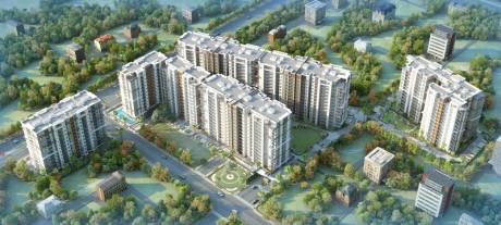 1114 sqft, 2 bhk Apartment in Adarsh Hyde Park Durgapura, Jaipur at Rs. 61.2700 Lacs