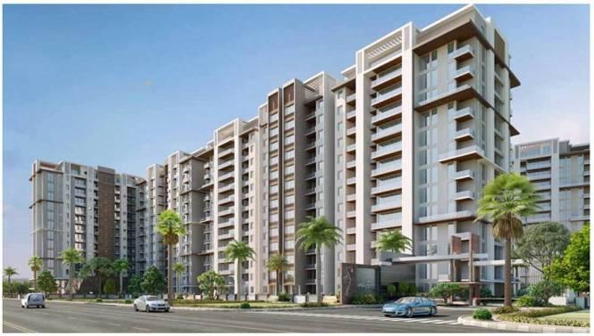 1846 sqft, 3 bhk Apartment in Adarsh Hyde Park Durgapura, Jaipur at Rs. 1.0153 Cr