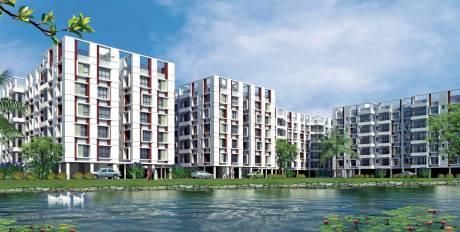 850 sqft, 2 bhk Apartment in Rameswara Waterview New Town, Kolkata at Rs. 31.0000 Lacs