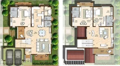 3544 sqft, 3 bhk Villa in Prestige Augusta Golf Village Anagalapura Near Hennur Main Road, Bangalore at Rs. 3.3500 Cr