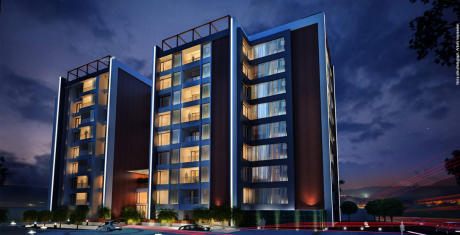 2056 sqft, 3 bhk Apartment in Akshaya Level Up Nungambakkam, Chennai at Rs. 4.3176 Cr