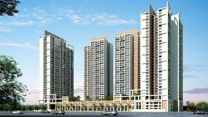 1342 sqft, 2 bhk Apartment in Kalpataru Radiance Goregaon West, Mumbai at Rs. 2.0800 Cr
