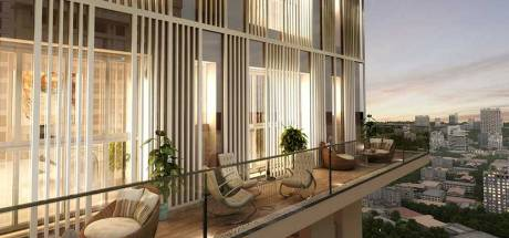 1260 sqft, 2 bhk Apartment in Sheth Auris Serenity Tower 1 Malad West, Mumbai at Rs. 2.8000 Cr