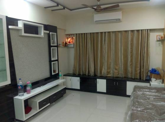 660 sqft, 1 bhk Apartment in Builder Trinity Tower Malad West, Mumbai at Rs. 27000