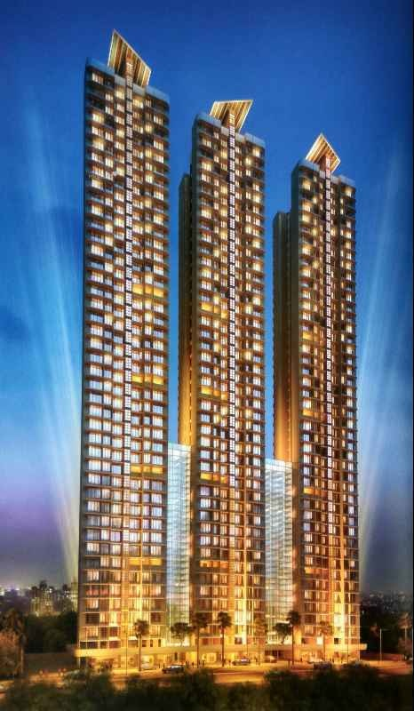 980 sq ft 2BHK 2BHK+2T (980 sq ft) Property By R R Propertiees In Project, Kandivali West