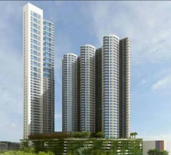 960 sq ft 2BHK 2BHK+2T (960 sq ft) Property By R R Propertiees In Fiorenza Milano and Roma, Goregaon East