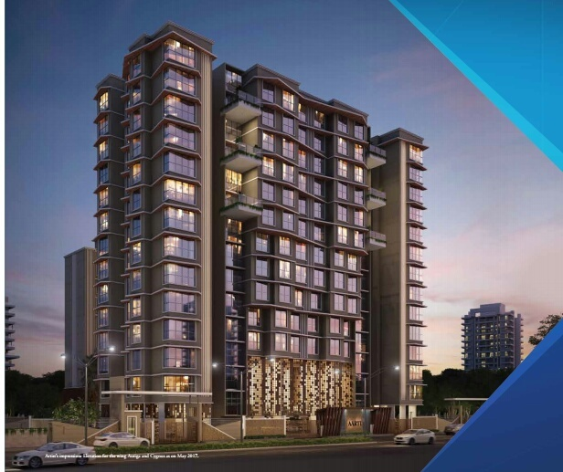 840 sq ft 2BHK 2BHK+3T (840 sq ft) Property By R R Propertiees In Project, Old Nagardas Road