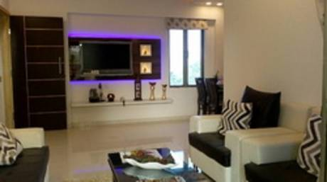 1200 sqft, 2 bhk Apartment in Cosmos Cosmos Jewels Ghodbunder Road, Mumbai at Rs. 22000
