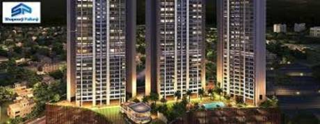 1600 sqft, 3 bhk Apartment in Builder shapooji pallonji epsilon tower samta nagar near thakur village kandivali east Thakur Village, Mumbai at Rs. 2.8800 Cr