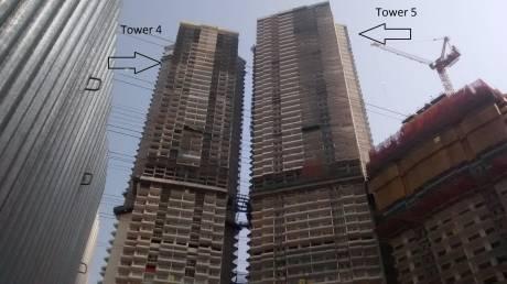 950 sqft, 2 bhk Apartment in CMG Arihant Tower Parel, Mumbai at Rs. 73000
