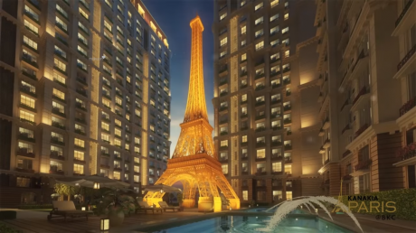 1459 sqft, 3 bhk Apartment in Kanakia Paris Bandra Kurla Complex, Mumbai at Rs. 5.0500 Cr