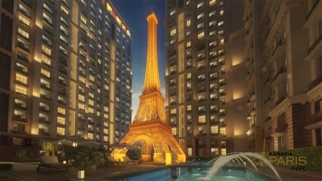 1846 sqft, 3 bhk Apartment in Kanakia Paris Bandra Kurla Complex, Mumbai at Rs. 6.3900 Cr