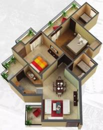 965 sqft, 2 bhk Apartment in Amaatra Homes Sector 10 Noida Extension, Greater Noida at Rs. 29.0000 Lacs