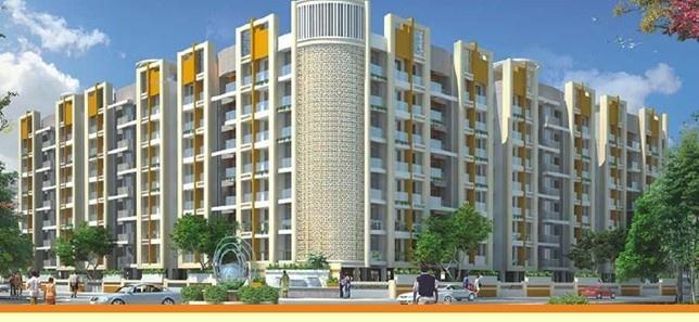 929 sqft, 2 bhk Apartment in Pranjee Garden City Badlapur East, Mumbai at Rs. 31.2396 Lacs