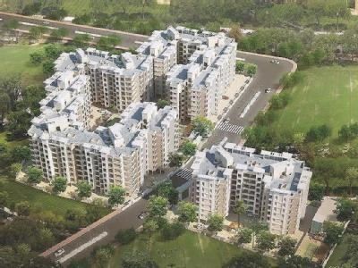 940 sqft, 2 bhk Apartment in Pranjee Garden City Badlapur East, Mumbai at Rs. 33.9000 Lacs