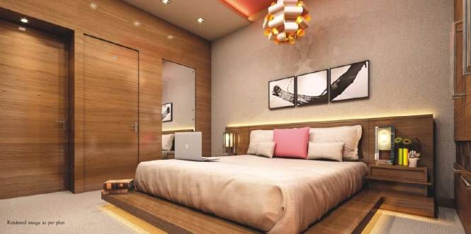 650 sqft, 1 bhk Apartment in Today Sai Vrindavan Karanjade, Mumbai at Rs. 36.7800 Lacs