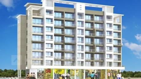 645 sqft, 1 bhk Apartment in Nafiah Vighnahar Residency Karanjade, Mumbai at Rs. 34.2500 Lacs