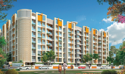 1049 sqft, 3 bhk Apartment in Pranjee Garden City Badlapur East, Mumbai at Rs. 50.0000 Lacs
