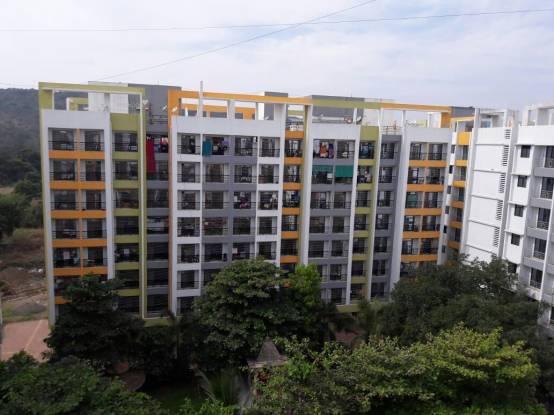 690 sqft, 1 bhk Apartment in Builder Project Roadpali, Mumbai at Rs. 8000