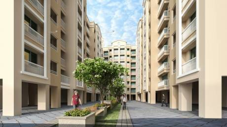 815 sqft, 2 bhk Apartment in Raj Tulsi V City Phase I Vangani, Mumbai at Rs. 17.1000 Lacs