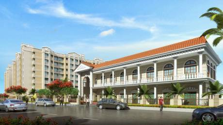 615 sqft, 1 bhk Apartment in Raj Tulsi V City Phase I Vangani, Mumbai at Rs. 19.6800 Lacs