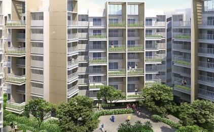 1425 sqft, 3 bhk Apartment in Builder Project Ambernath East, Mumbai at Rs. 59.6610 Lacs