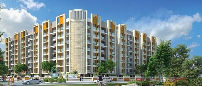938 sqft, 2 bhk Apartment in Pranjee Garden City Badlapur East, Mumbai at Rs. 35.9152 Lacs