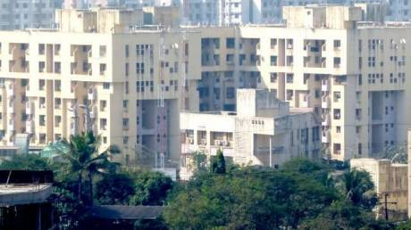 360 sqft, 1 bhk Apartment in Builder Parijat Gardens Ghodbunder thane west, Mumbai at Rs. 33.5000 Lacs